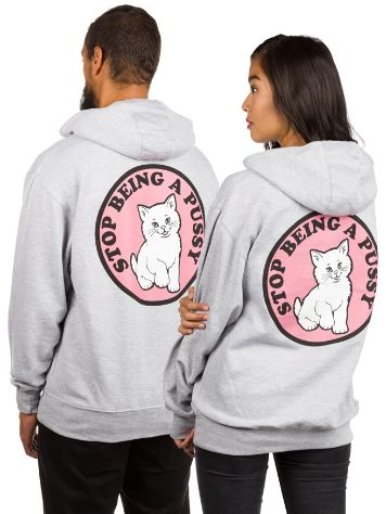 RIPNDIP Stop Being a Pussy Mikina s kapucí