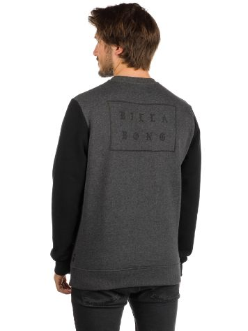 Billabong Gothic Die Cut Crew Sweater