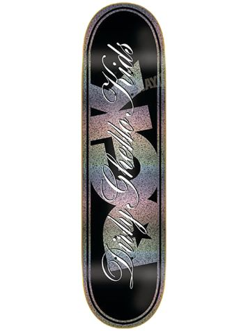 "DGK Fancy 8.25"" Skate Deck"