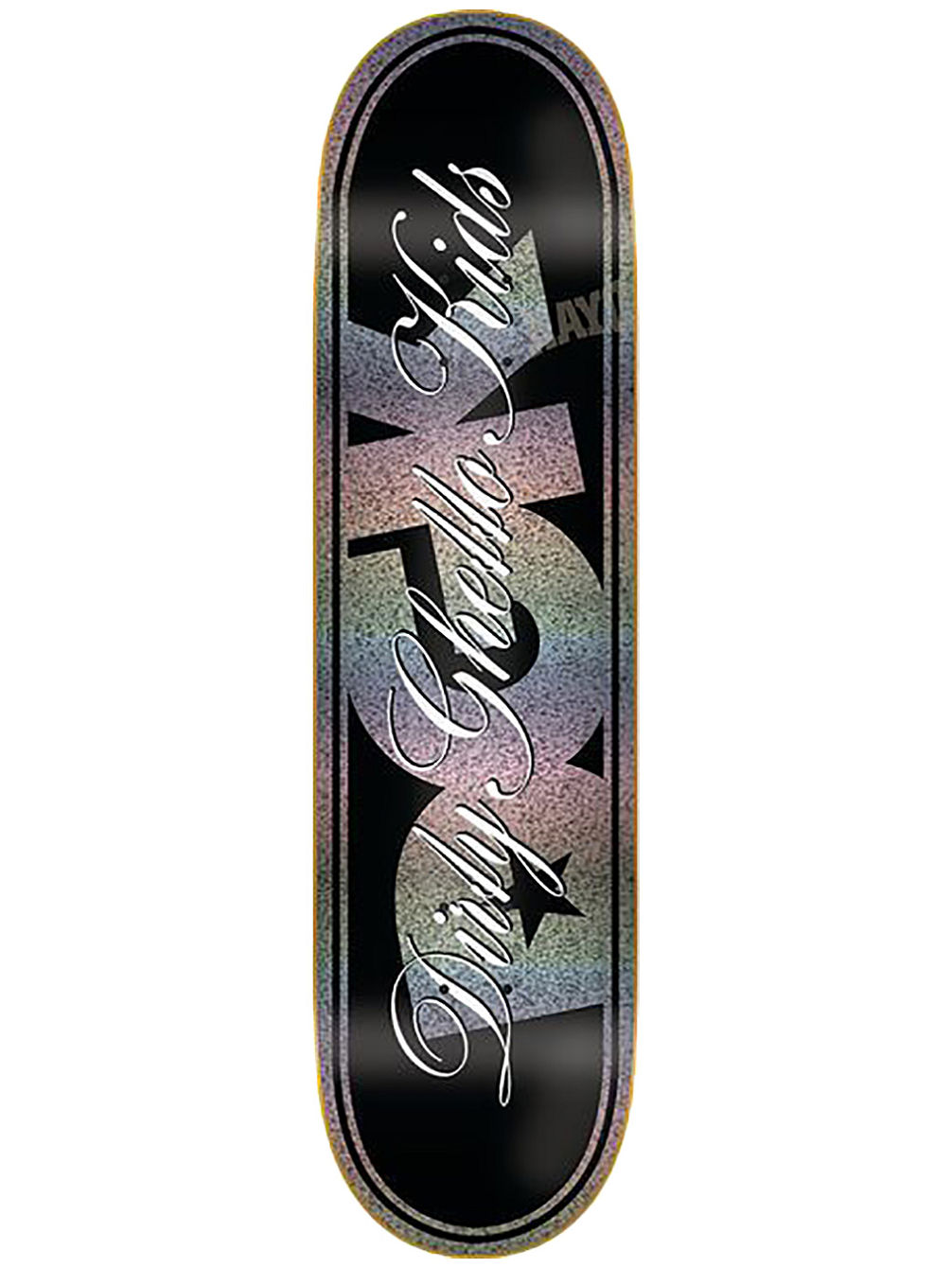 "Fancy 8.25"" Skate Deck"