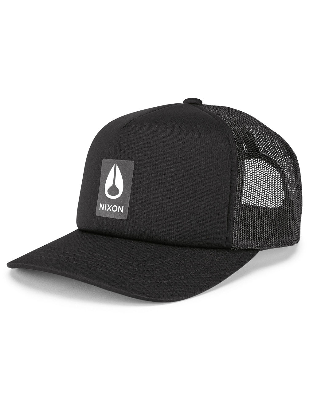 Badge Foam Trucker Cap