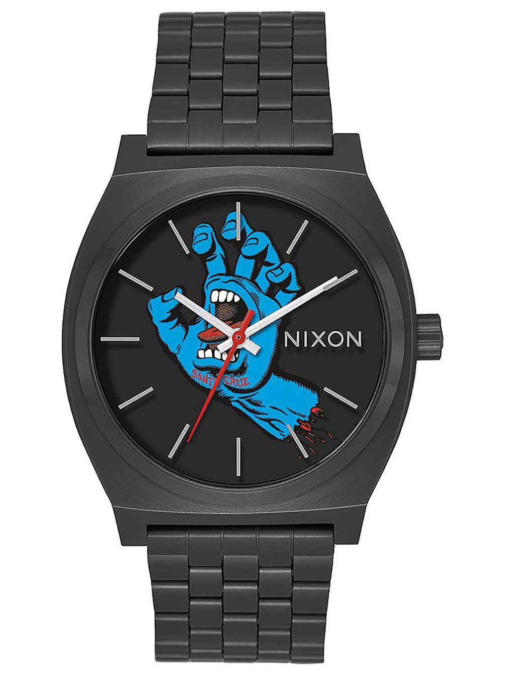 40a78c5a17d Buy Nixon X Santa Cruz The Time Teller online at Blue Tomato