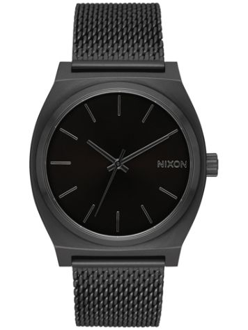 Nixon The Time Teller Milanese Rannekello