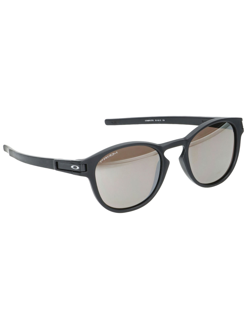 Latch Matte Black Gafas de Sol