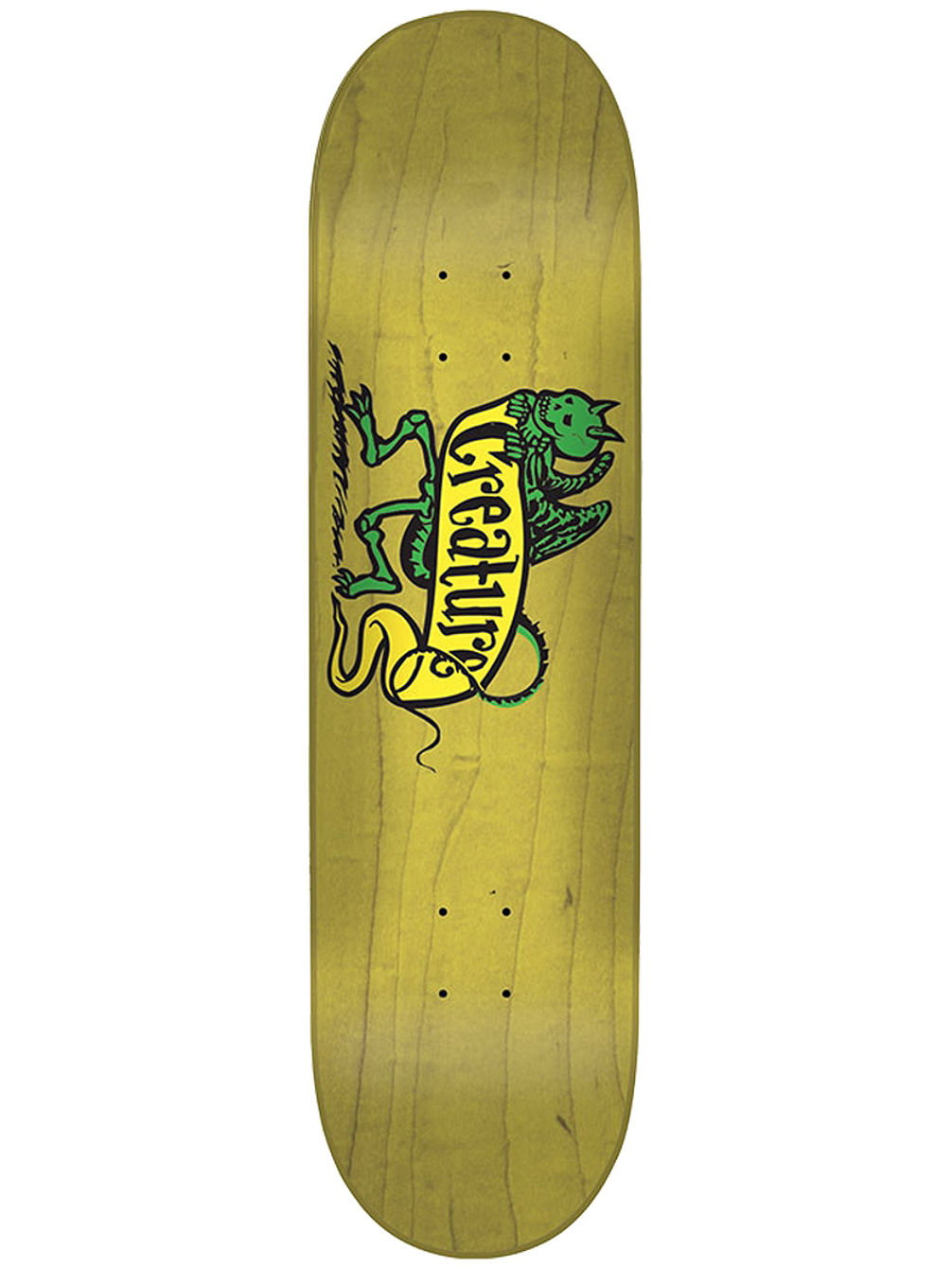 "Imp Hard Rock Maple 7.75"" Skate Deck"