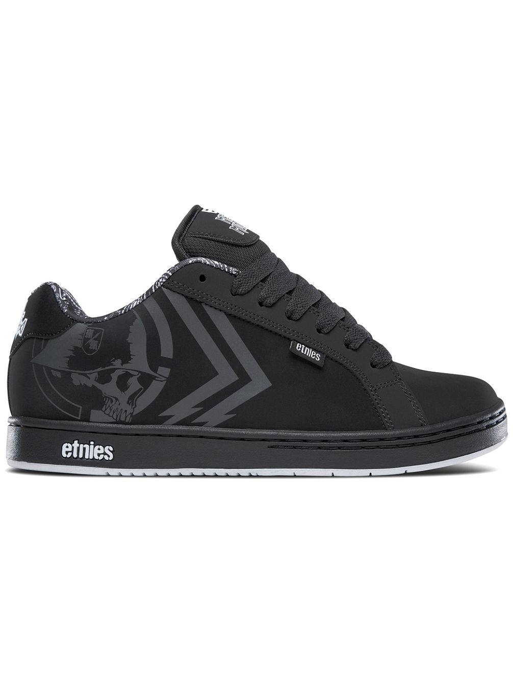 Metal Mulisha Fader Skate Shoes