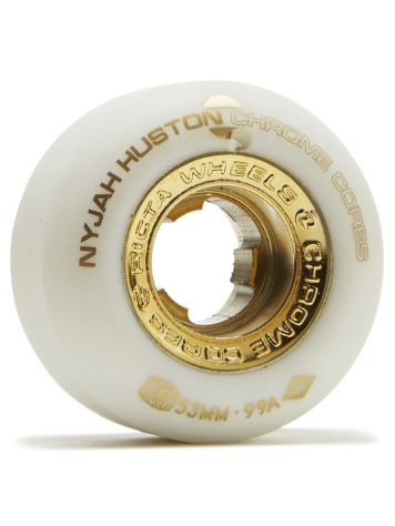 Ricta Nyjah Huston Chrome Core 99A 54mm Rollen