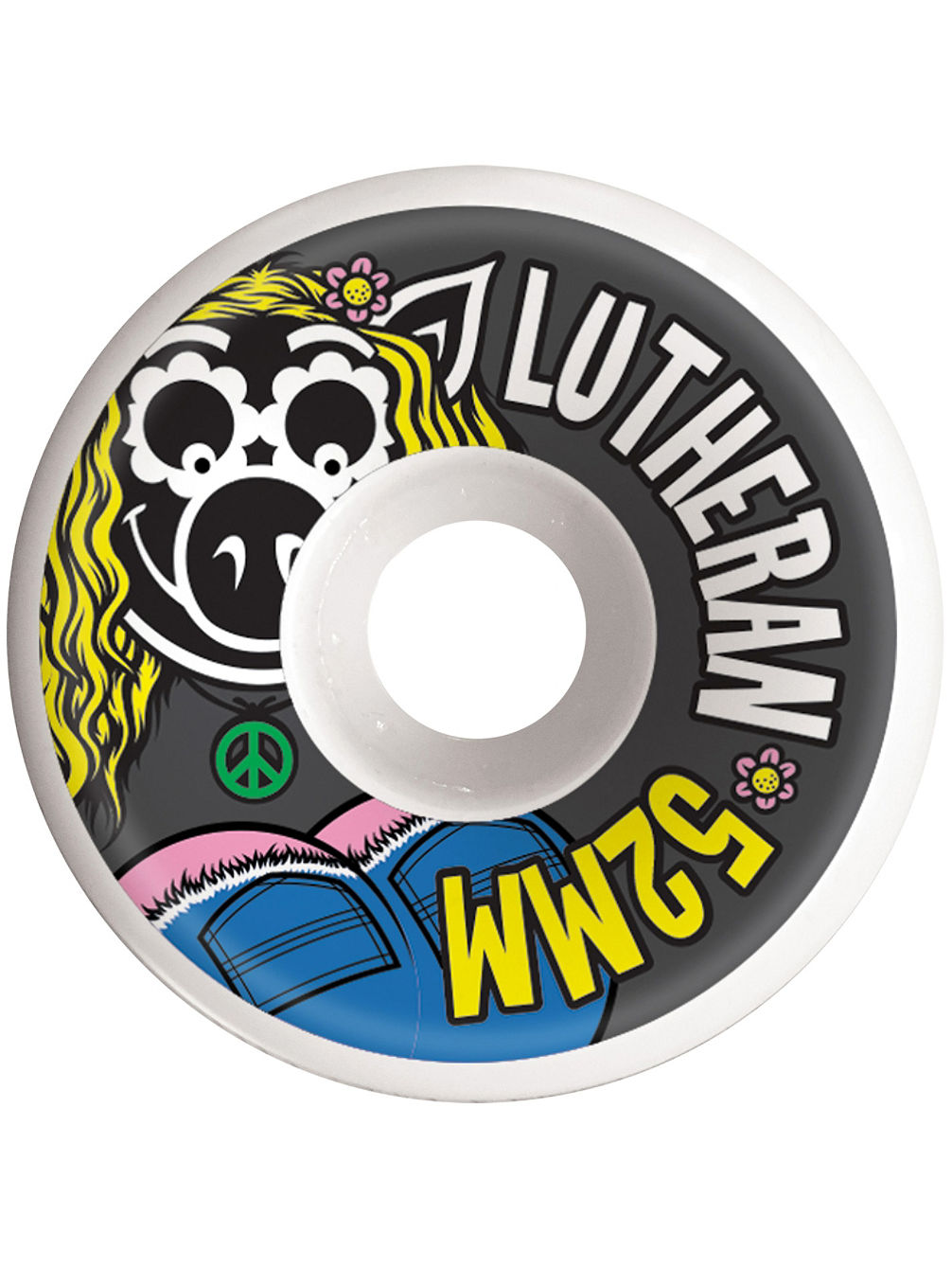 Lutheran Vice 52mm Wheels