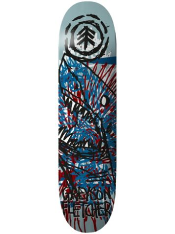 "Element Fos Greyson Shark 8.125"" Skate Deck"
