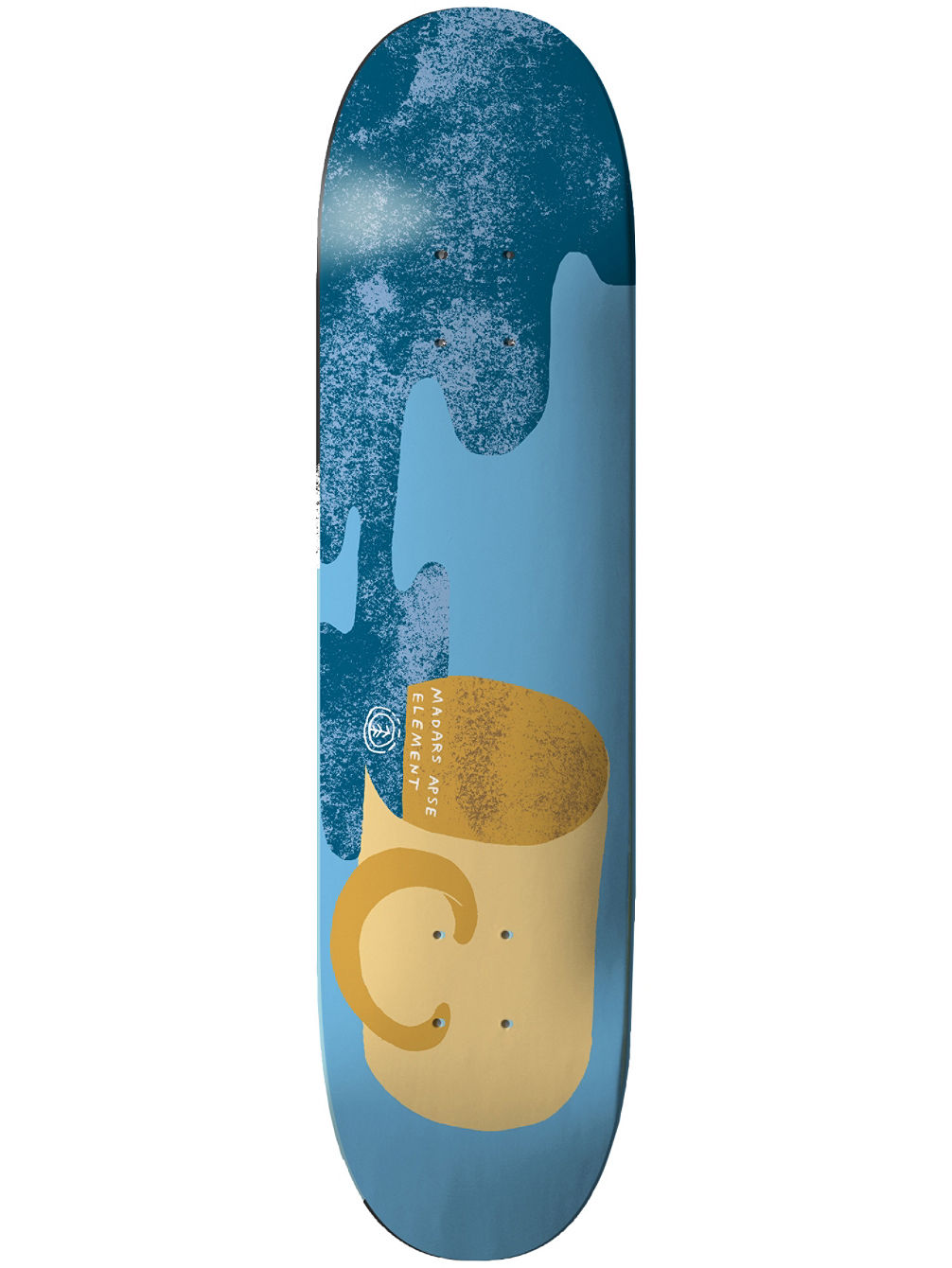 "Nr Madars Coffee 8.25"" Skate Deck"