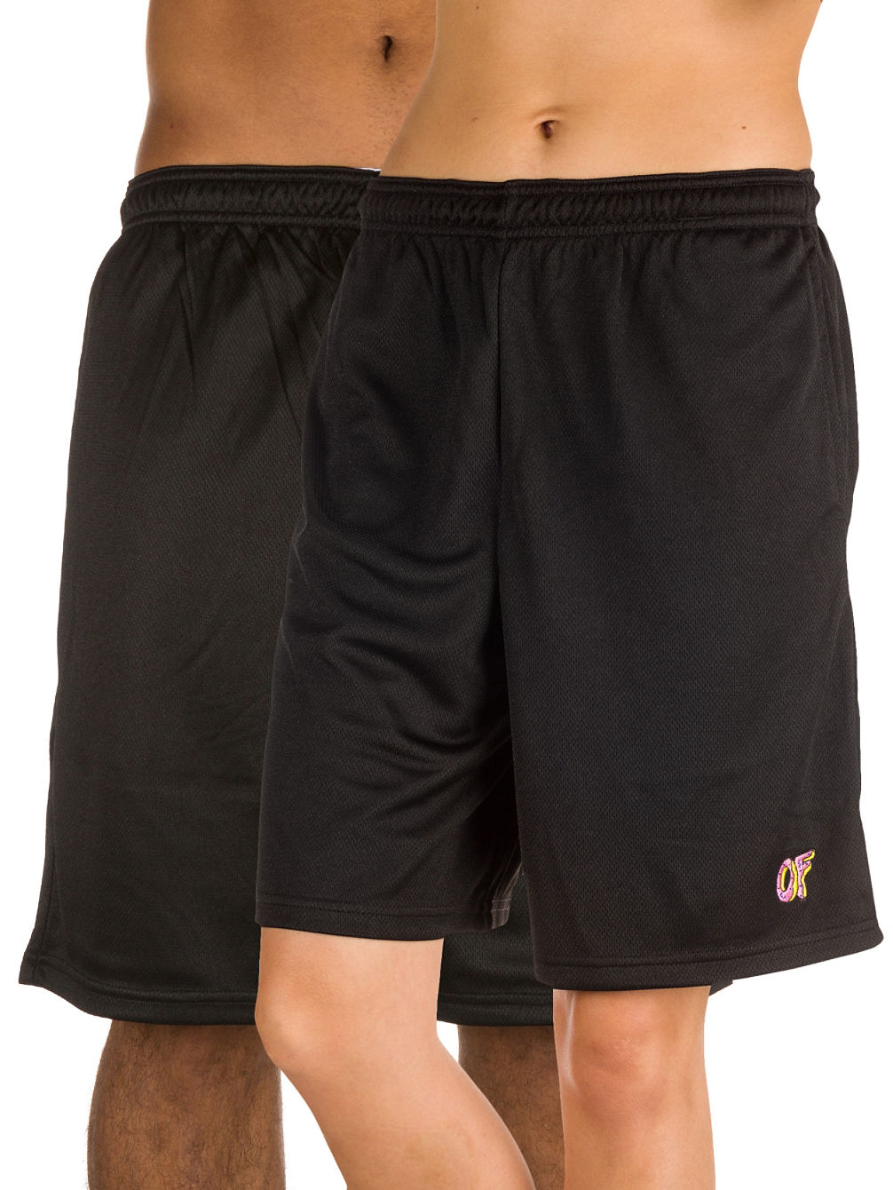 OF Logo Mesh Shorts
