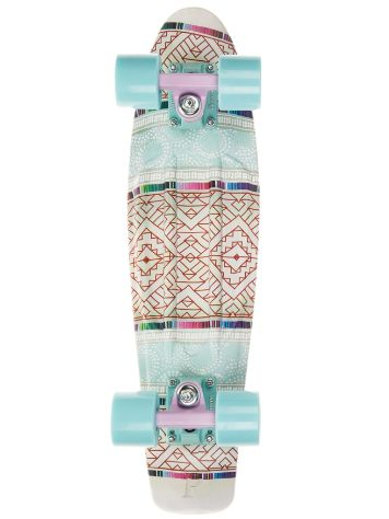 "Penny Skateboards Graphic 22"" Patchwork Complete"