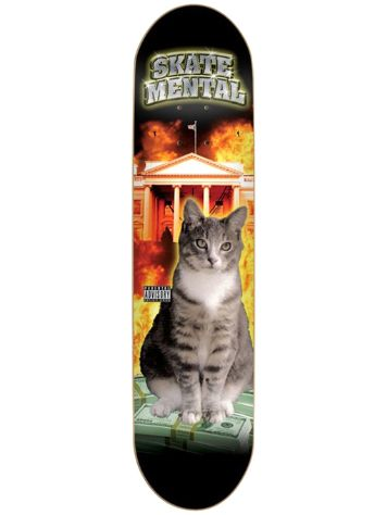 "Skate Mental No Limit 8.25"" Skate Deck"