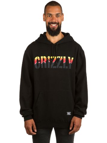 Grizzly Stamp Dawn Hoodie