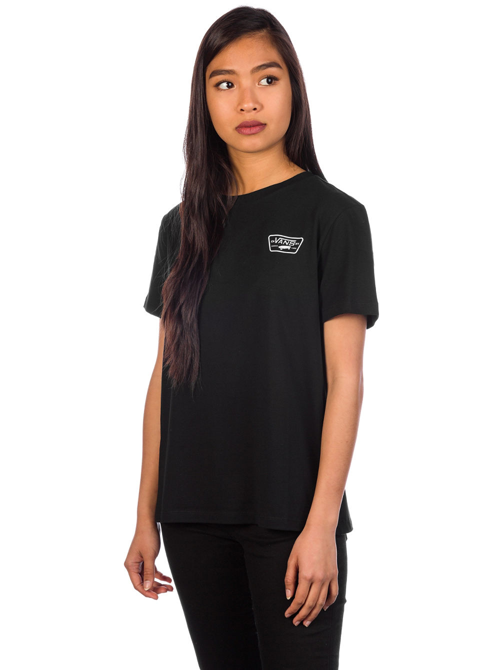 Full Patch Crew T-Shirt