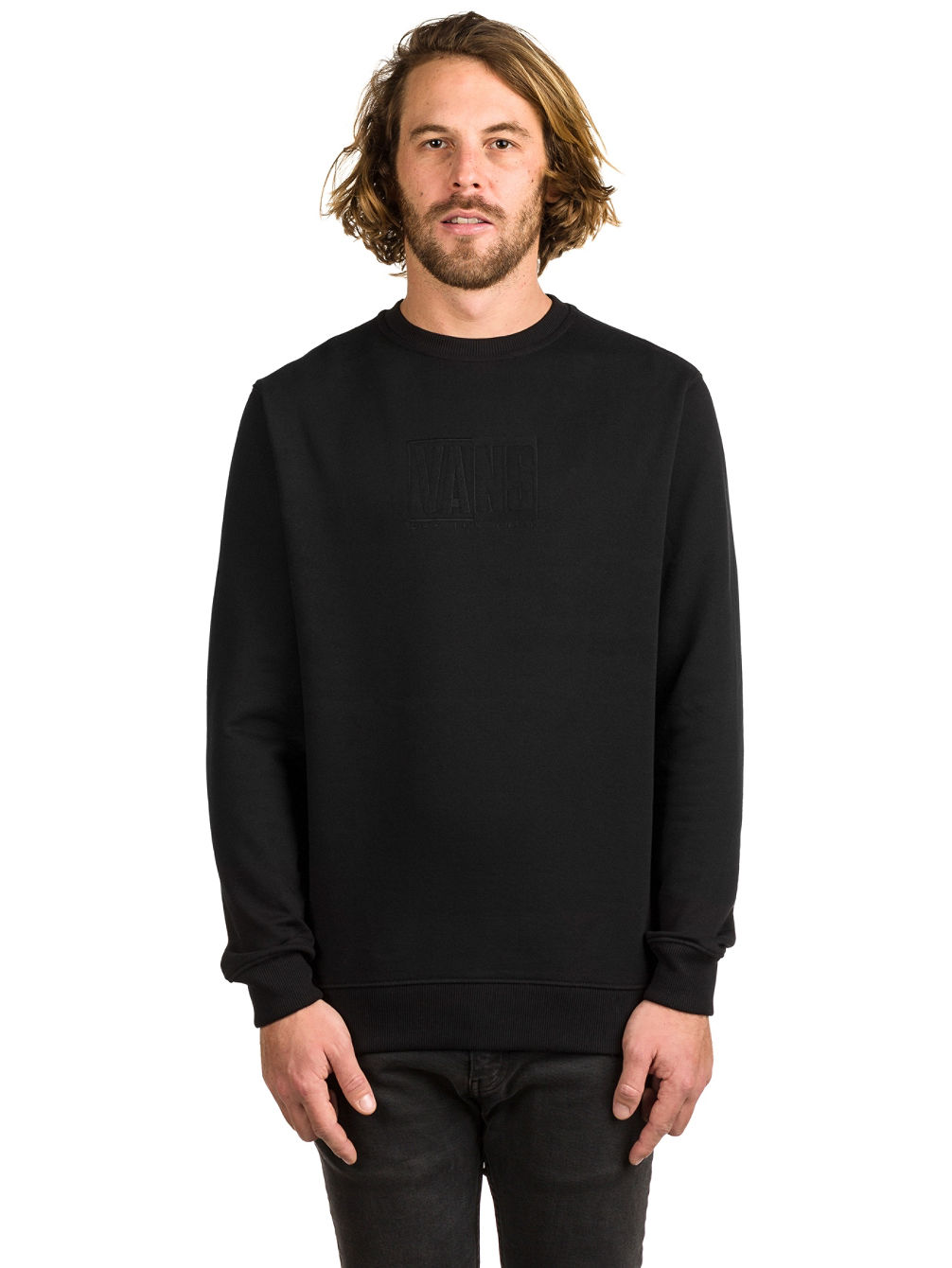 Mono Fifty Fifty Crew Sweater