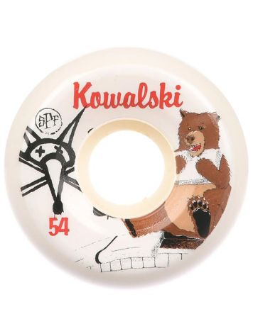 Bones Wheels Spf Kowalski Bear 84B P5 54mm Wheels