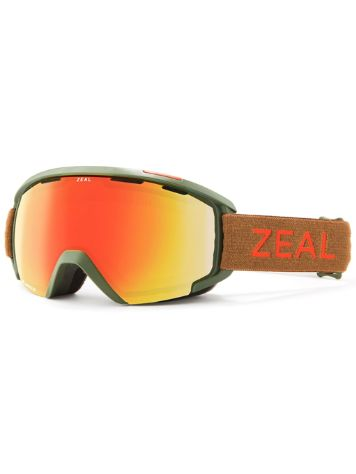 Zeal Optics Slate Khaki Moss