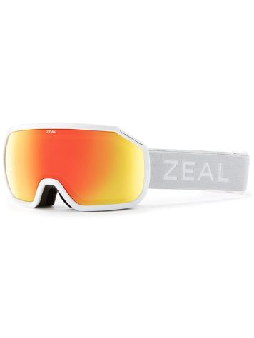 Zeal Optics Fargo Whiteout