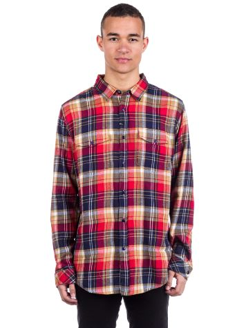 Imperial Motion Lawson Flannel Camisa