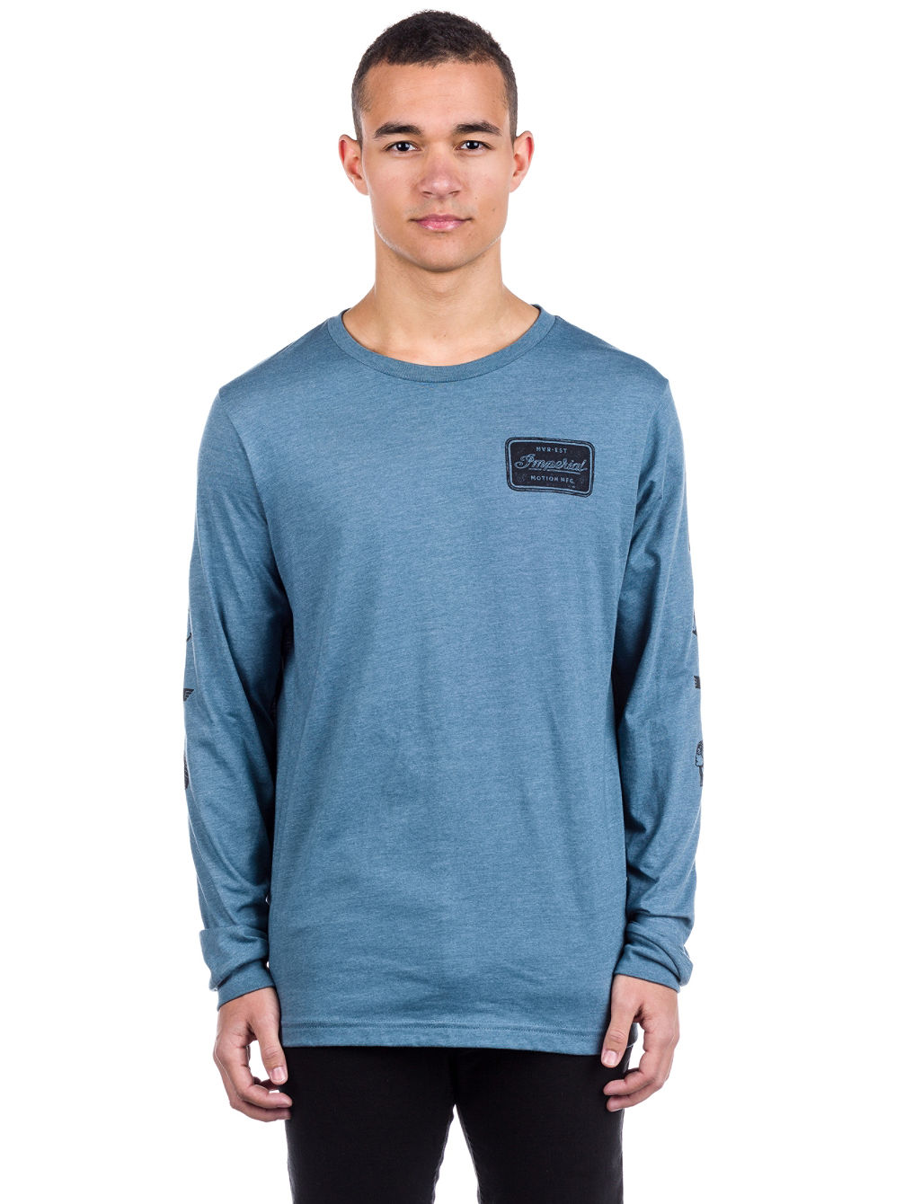 Flagship Long Sleeve T-Shirt