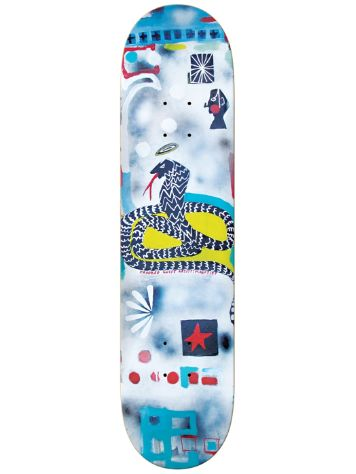 "Krooked Guest Marty Baptist LTD 8.25"" Skate Deck"