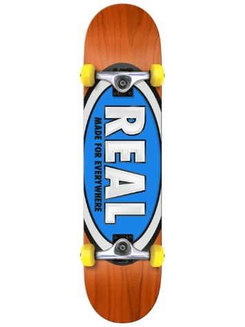 "Real Classic Oval Mini 7.38"" Complete"