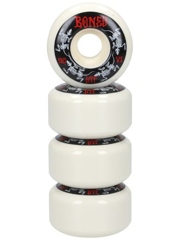 Bones Wheels Stf V1 Series III 83B 52mm Wheels