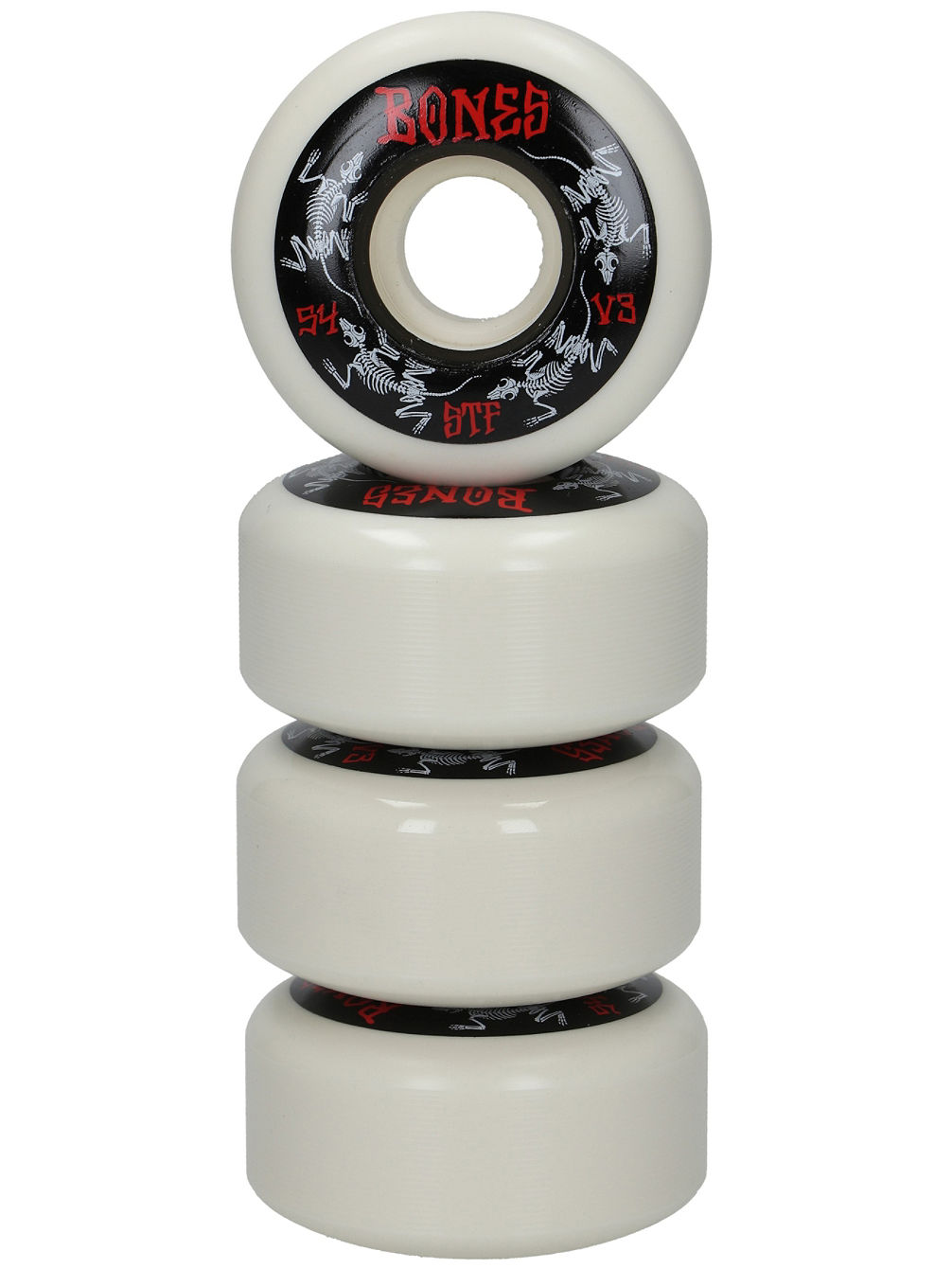 Stf V3 Series III 83B 54mm Wheels