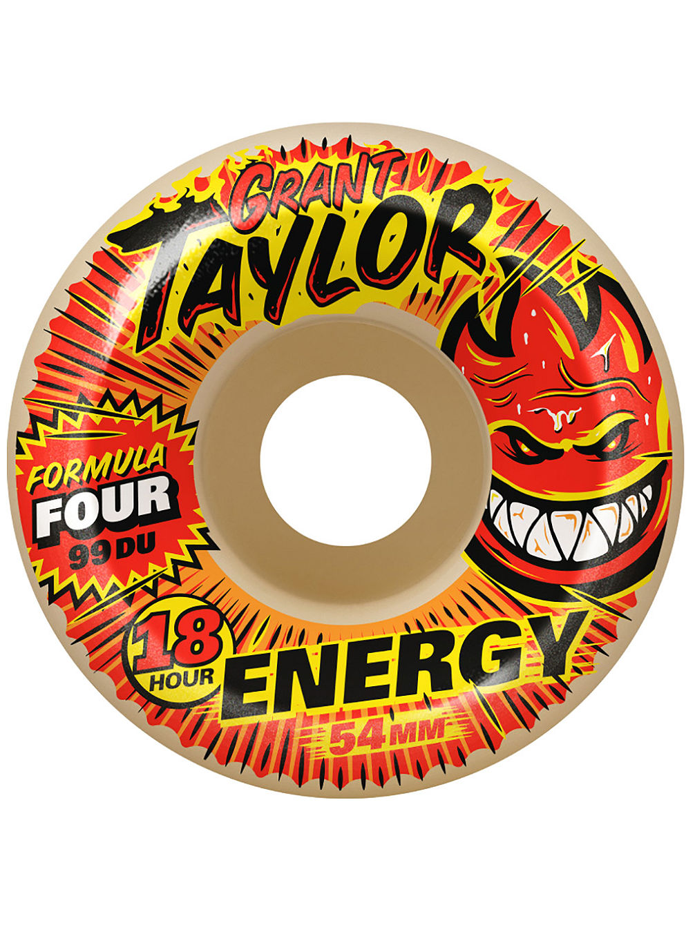 X Antihero F4 99 54mm Taylor Energy Conicals