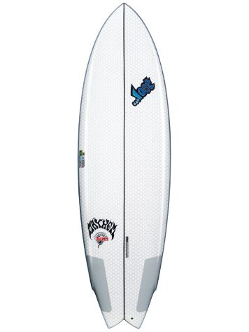 Lib Tech X Lost Round Nose Fish 5.10 Surfboard