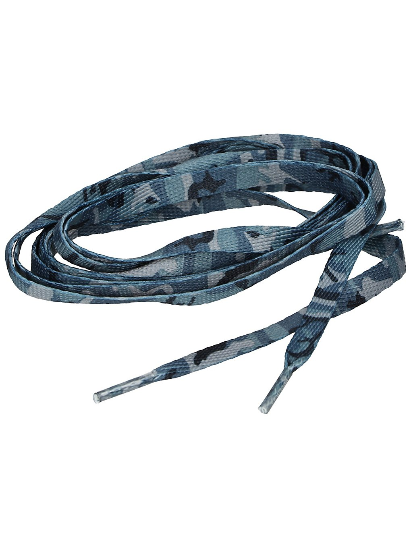 TubeLaces KMA Flat 120cm Special Shoelaces à motifs