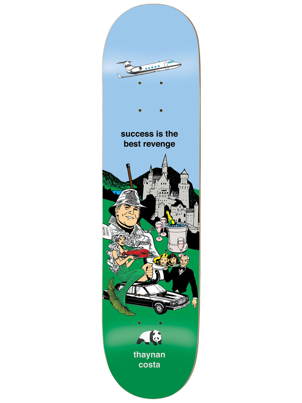 Suburban Outfitters R7 8.0'' Skate Deck