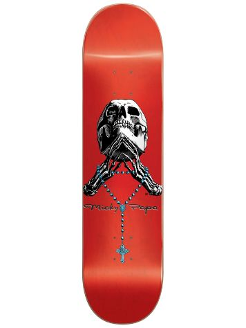 Blind Michy Tribute Rosary R7 8.0'' Skate Deck
