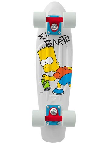 Penny Skateboards El Barto - Bart 22'' Simpsons Complete