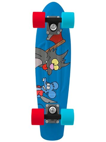 Penny Skateboards Itchy & Scratchy 22'' Simpsons Complete