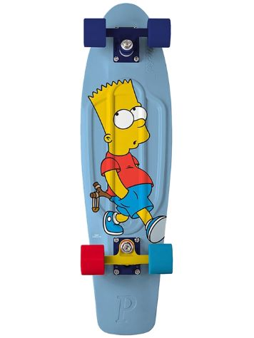 Penny Skateboards Bart 27'' Simpsons Complete