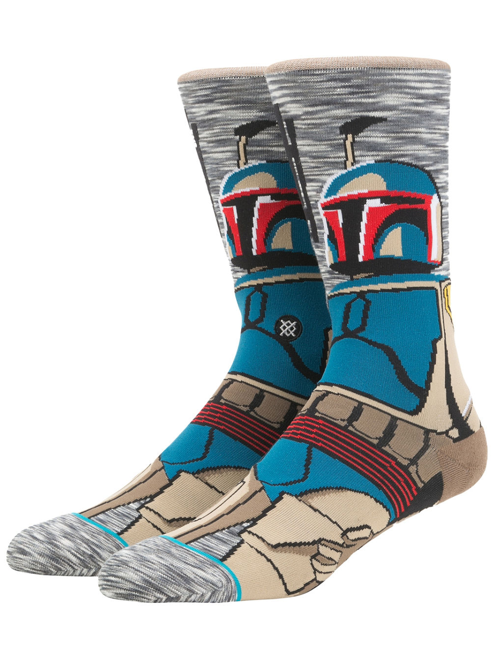 Bounty Hunter Star Wars Socken