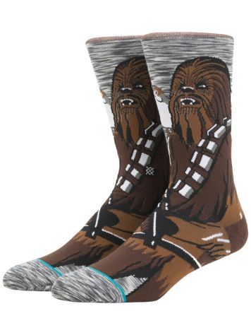 Stance Chewie Pal Star Wars Socks
