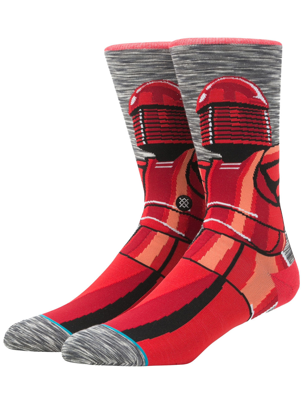 Red Guard Star Wars Socks