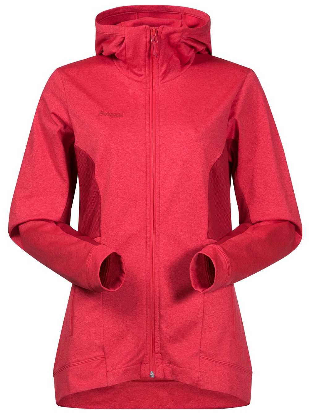 Lom Fleece Hooded Outdoor Jacket