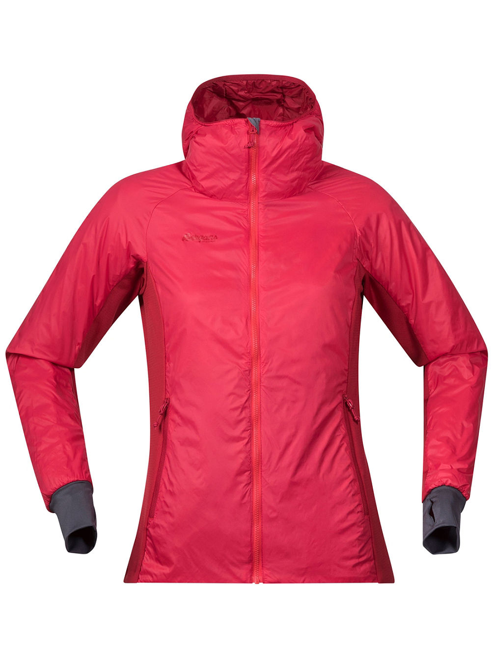 Lom Lt Insulated Hybrid Hood Outdoor Jac
