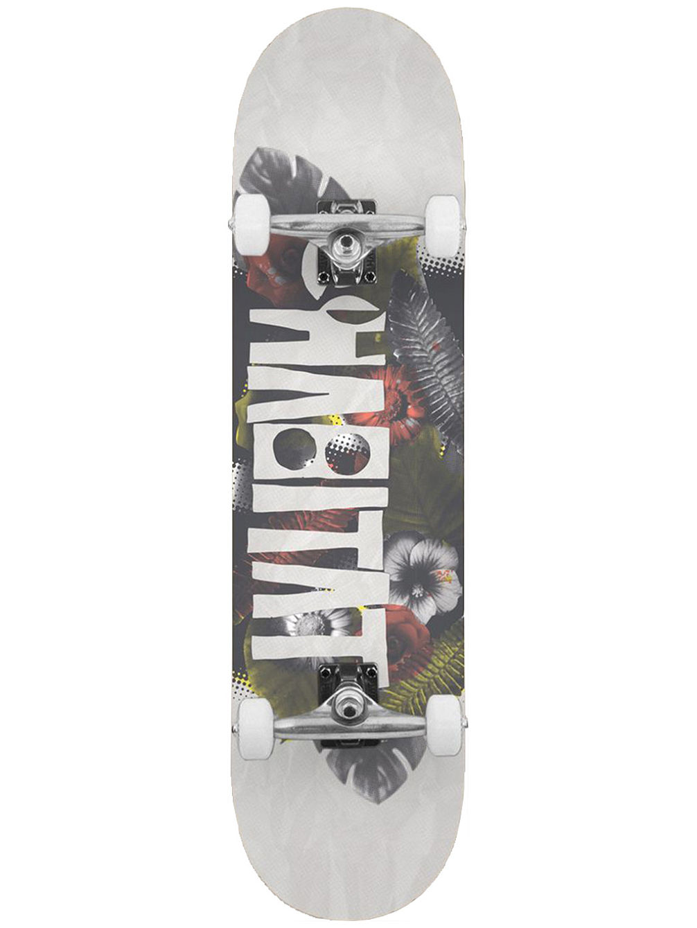 "Foliage Complete 7.875"" Skate Deck"