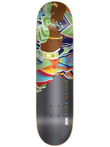 "DGK Williams Loot 8.0"" Skate Deck"