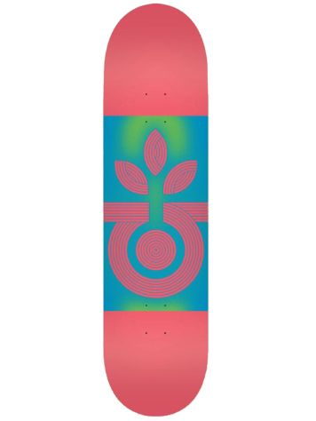 "Habitat Neon Bloom 8.125"" Skate Deck"