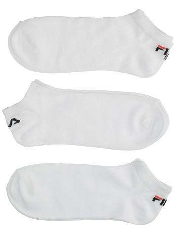 Fila Invisible 3-Pack Socks