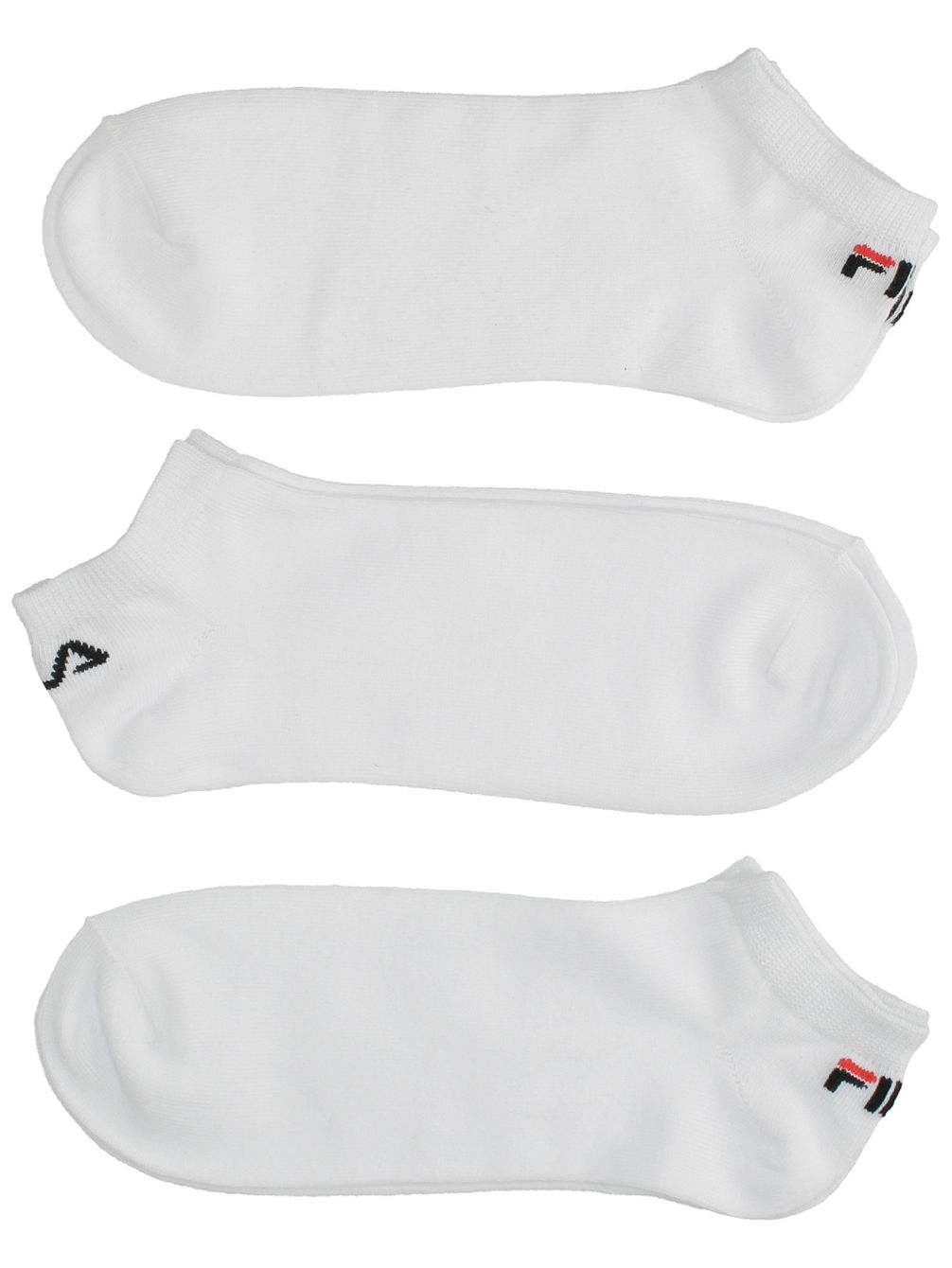 Invisible 3-Pack Socken