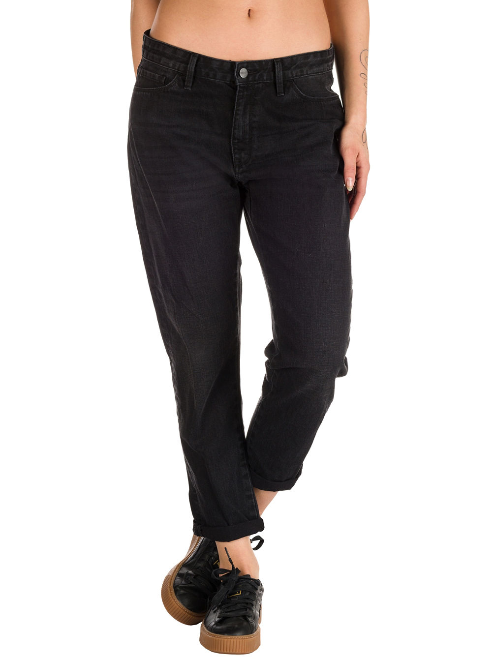 Domino Ankle Jeans