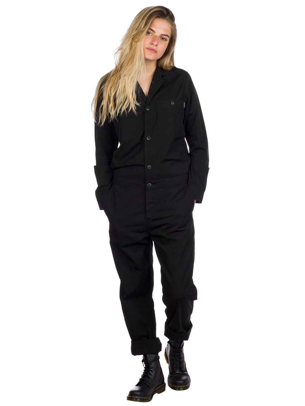 Cass Coverall Pantalones