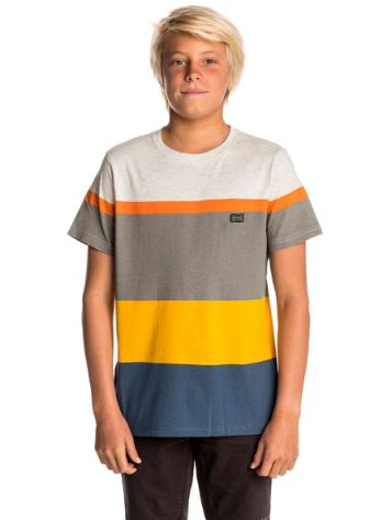 Rip Curl Edge Striped T-Shirt Boys
